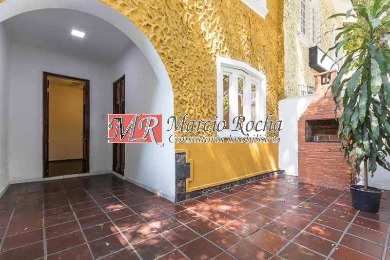 fotos-6 - Tijuca, casarão 170m2, frente rua, 3 qts, 2bhs, 1vg, quintal. - VLCA30025 - 8