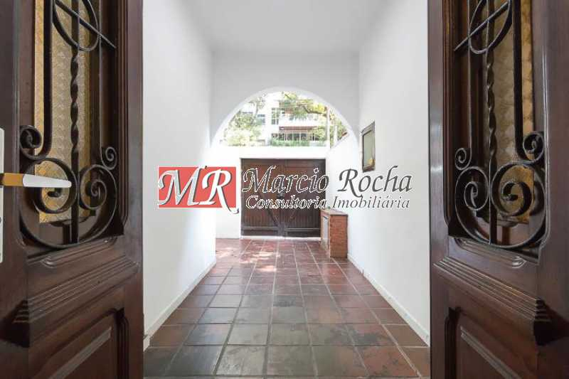 fotos-7 - Tijuca, casarão 170m2, frente rua, 3 qts, 2bhs, 1vg, quintal. - VLCA30025 - 9