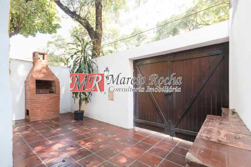 fotos-8 - Tijuca, casarão 170m2, frente rua, 3 qts, 2bhs, 1vg, quintal. - VLCA30025 - 10