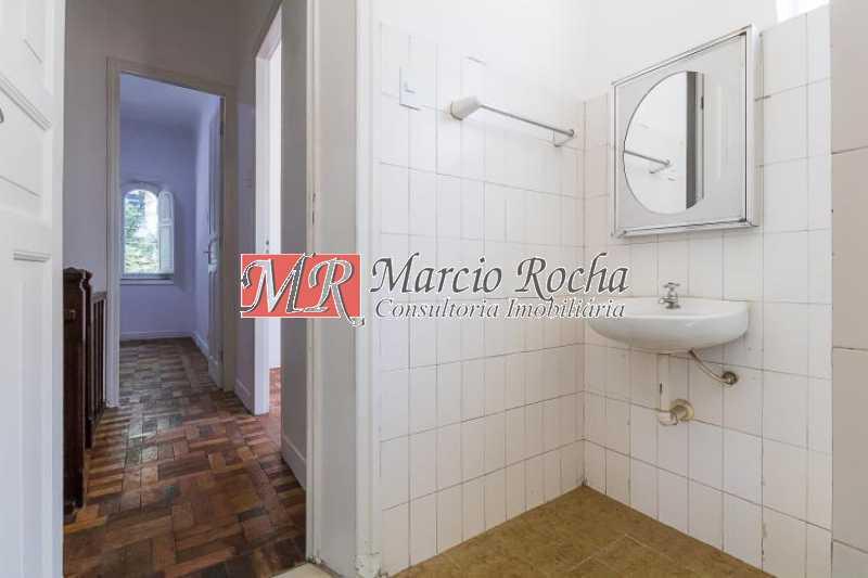 fotos-15 - Tijuca, casarão 170m2, frente rua, 3 qts, 2bhs, 1vg, quintal. - VLCA30025 - 15