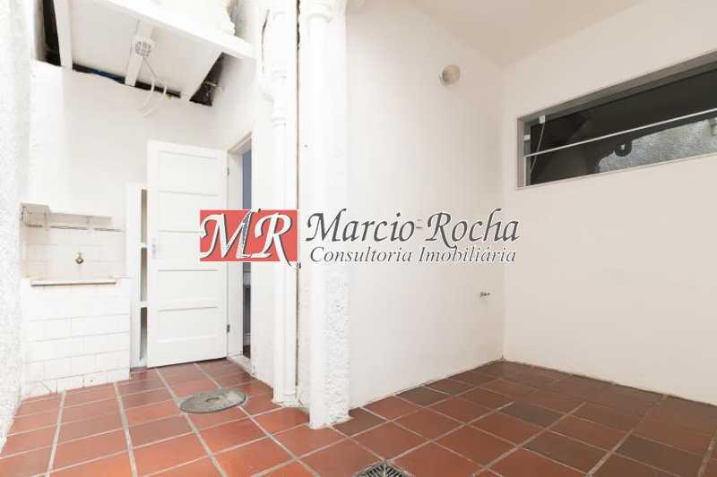 fotos-29 - Tijuca, casarão 170m2, frente rua, 3 qts, 2bhs, 1vg, quintal. - VLCA30025 - 25