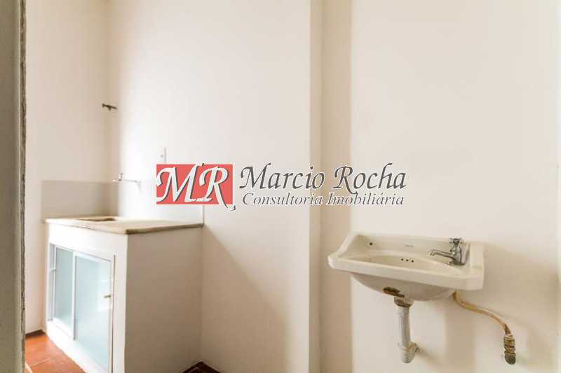 fotos-33 - Tijuca, casarão 170m2, frente rua, 3 qts, 2bhs, 1vg, quintal. - VLCA30025 - 28
