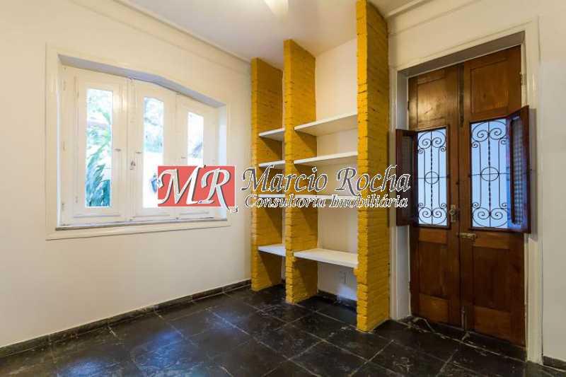 fotos-35 - Tijuca, casarão 170m2, frente rua, 3 qts, 2bhs, 1vg, quintal. - VLCA30025 - 30