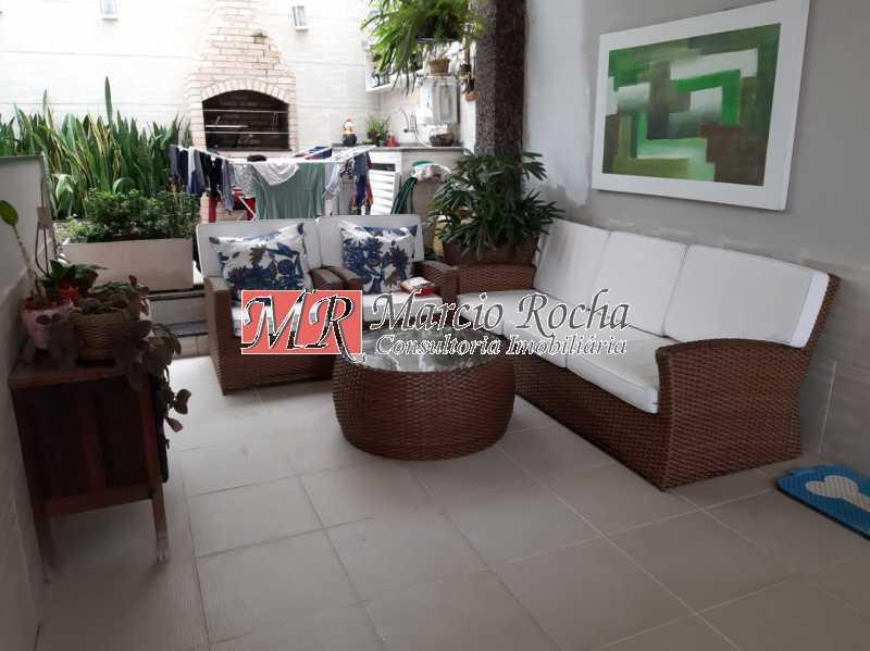 ab27e093-a3d8-4800-9437-f4bd4b - Valqueire luxo casa 4 qts suíte terraço piscina 3 vgs - VLCN40019 - 30