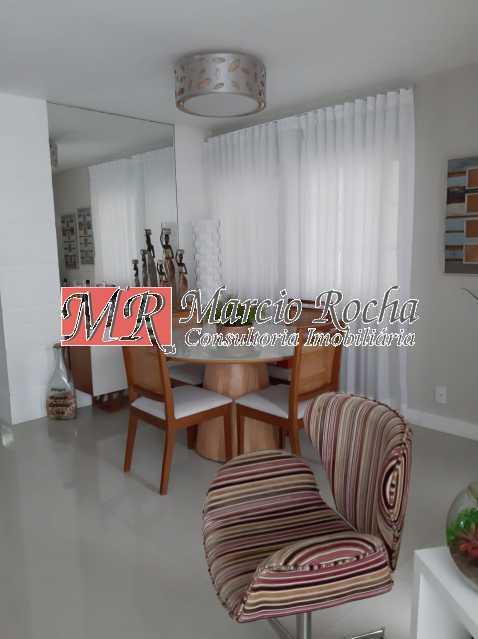 ab494a1f-db2d-4c15-843d-2466f0 - Valqueire luxo casa 4 qts suíte terraço piscina 3 vgs - VLCN40019 - 21