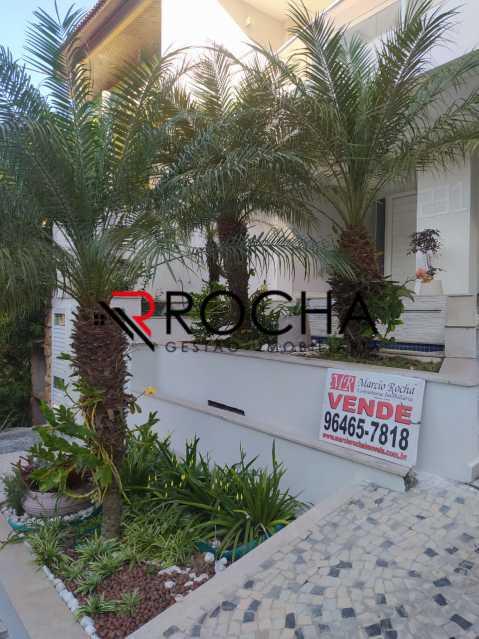 Paisagismo - Valqueire, CASA Triplex, 4 suites, piscina, quintal - VLCN40020 - 4