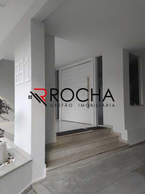 Porta principal - Valqueire, CASA Triplex, 4 suites, piscina, quintal - VLCN40020 - 5