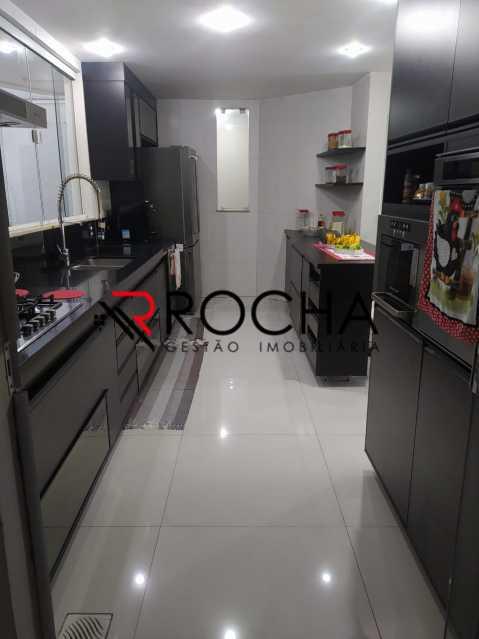 Cozinha - Valqueire, CASA Triplex, 4 suites, piscina, quintal - VLCN40020 - 9