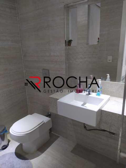 Lavabo - Valqueire, CASA Triplex, 4 suites, piscina, quintal - VLCN40020 - 12