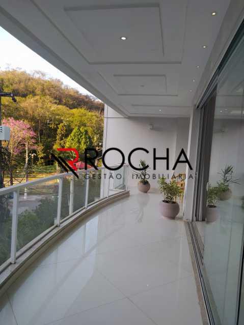 Varanda principal - Valqueire, CASA Triplex, 4 suites, piscina, quintal - VLCN40020 - 13