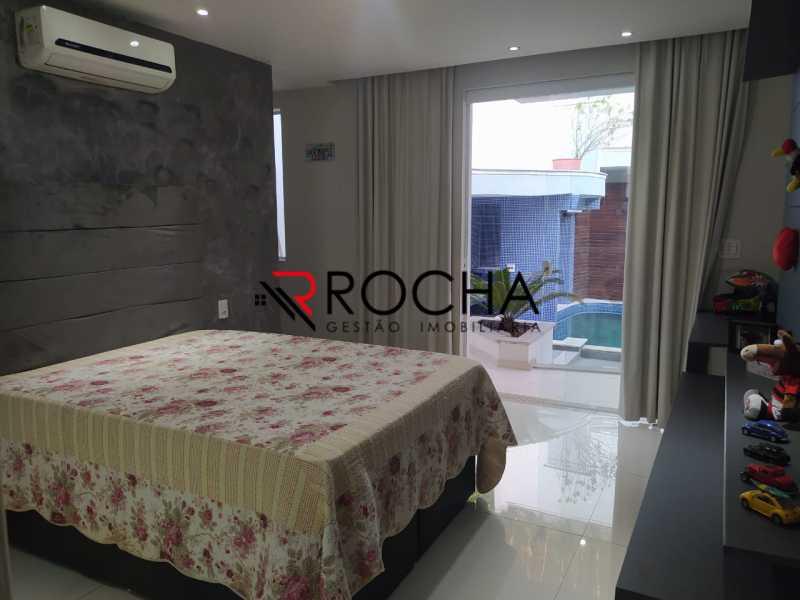 Suíte 1 - Valqueire, CASA Triplex, 4 suites, piscina, quintal - VLCN40020 - 15