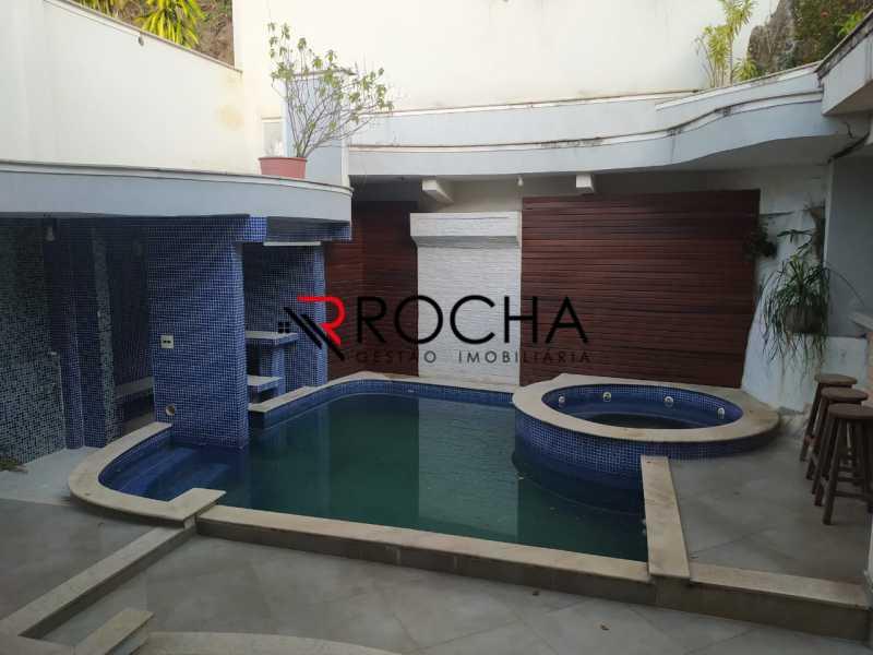 Piscina + hidro + sauna - Valqueire, CASA Triplex, 4 suites, piscina, quintal - VLCN40020 - 19