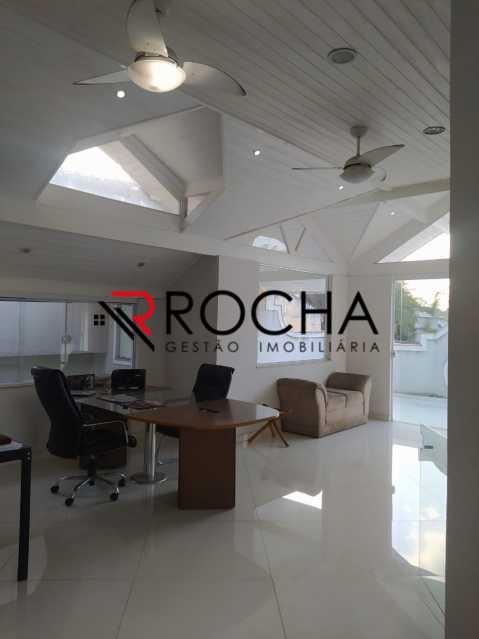 Escritório / sótão - Valqueire, CASA Triplex, 4 suites, piscina, quintal - VLCN40020 - 25
