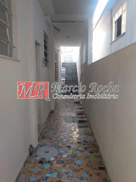 8106eb59-ee7c-408a-ba9b-13b275 - Valqueire casa de Vila, sem condomínio, 2 quartos, espaço - VLCV20019 - 5