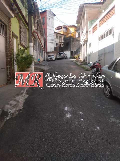 24733aad-2412-421d-8716-5bc6b9 - Valqueire casa de Vila, sem condomínio, 2 quartos, espaço - VLCV20019 - 3