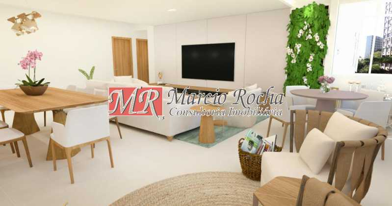 fotos-3 - Lagoa Zona Sul, Luxo, Apartamento de 4 quartos 3 suítes 1vg - VLAP40013 - 4
