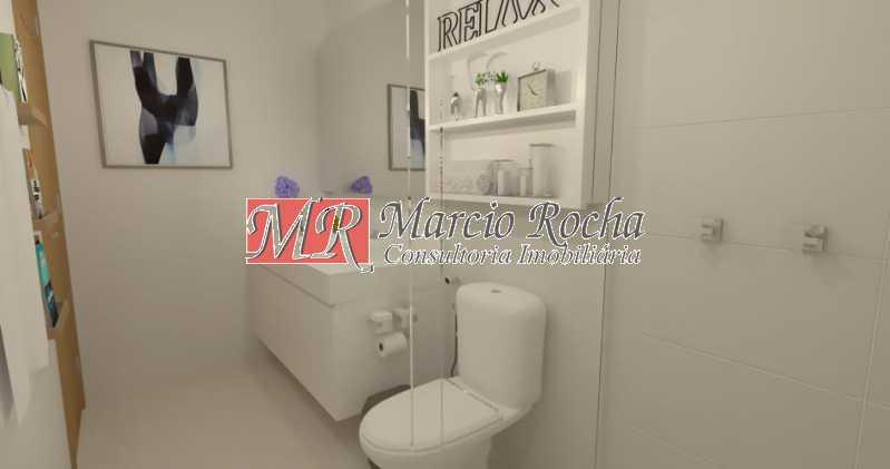 fotos-7 - Lagoa Zona Sul, Luxo, Apartamento de 4 quartos 3 suítes 1vg - VLAP40013 - 8
