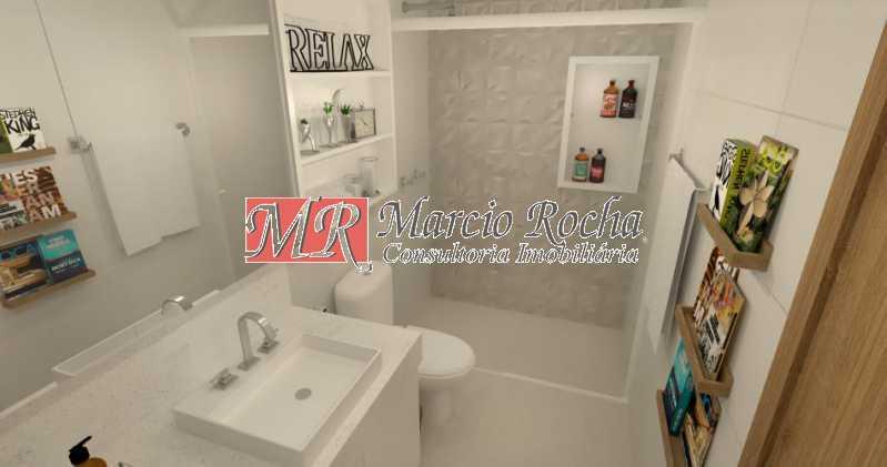 fotos-8 - Lagoa Zona Sul, Luxo, Apartamento de 4 quartos 3 suítes 1vg - VLAP40013 - 9