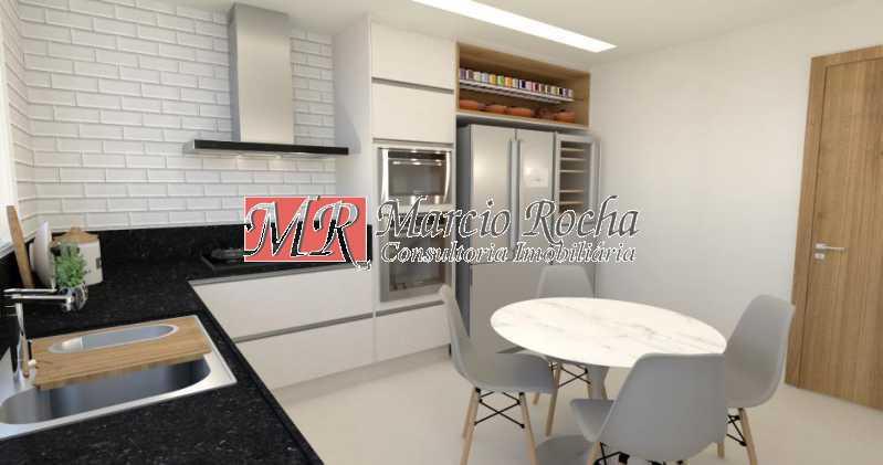 fotos-15 - Lagoa Zona Sul, Luxo, Apartamento de 4 quartos 3 suítes 1vg - VLAP40013 - 15