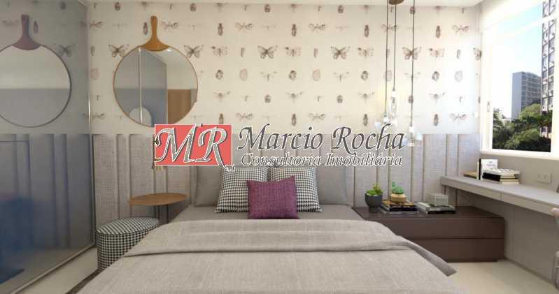fotos-17 - Lagoa Zona Sul, Luxo, Apartamento de 4 quartos 3 suítes 1vg - VLAP40013 - 17
