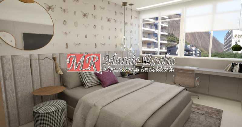 fotos-18 - Lagoa Zona Sul, Luxo, Apartamento de 4 quartos 3 suítes 1vg - VLAP40013 - 18