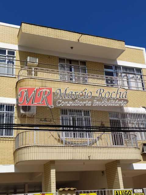 WhatsApp Image 2021-05-03 at 1 - Valqueire, Vale das Orquideas Alugo ap 2 quartos, varanda - VLAP20322 - 1