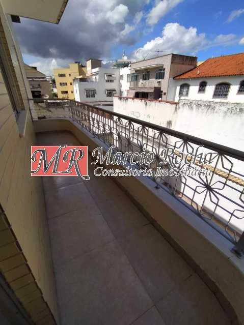 WhatsApp Image 2021-05-03 at 1 - Valqueire, Vale das Orquideas Alugo ap 2 quartos, varanda - VLAP20322 - 15