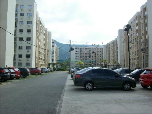 ÁREA COMUM - Apartamento 2 quartos à venda Taquara, Rio de Janeiro - R$ 290.000 - RA20662 - 19