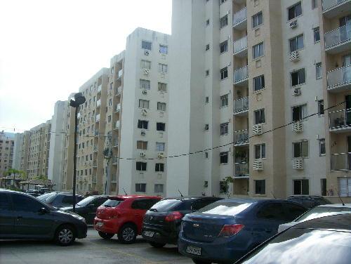 ESTACIONAMENTO - Apartamento 2 quartos à venda Taquara, Rio de Janeiro - R$ 290.000 - RA20662 - 18