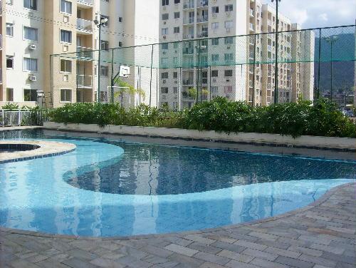 PISCINA - Apartamento 2 quartos à venda Taquara, Rio de Janeiro - R$ 290.000 - RA20662 - 11