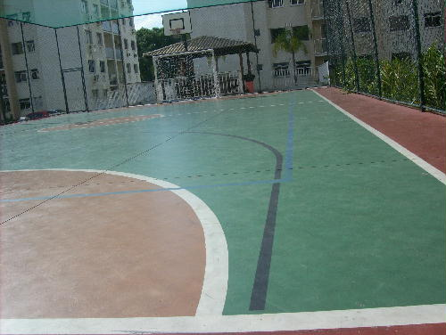 QUADRA POLIESPORTIVA - Apartamento 2 quartos à venda Taquara, Rio de Janeiro - R$ 290.000 - RA20662 - 14