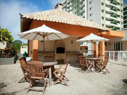 FOTO1 - Apartamento à venda Praça E,Recreio dos Bandeirantes, Rio de Janeiro - R$ 520.000 - RA20673 - 3
