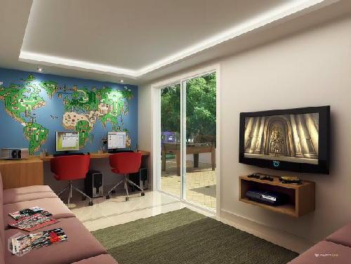 FOTO2 - Freguesia Village Vert Apartamento 2 Quartos - RA20708 - 4