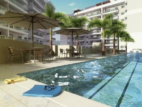 FOTO5 - Freguesia Village Vert Apartamento 2 Quartos - RA20708 - 6