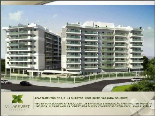 FOTO9 - Freguesia Village Vert Apartamento 2 Quartos - RA20708 - 10