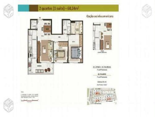 FOTO8 - Apartamento 2 quartos à venda Anil, Rio de Janeiro - R$ 495.000 - RA20709 - 9