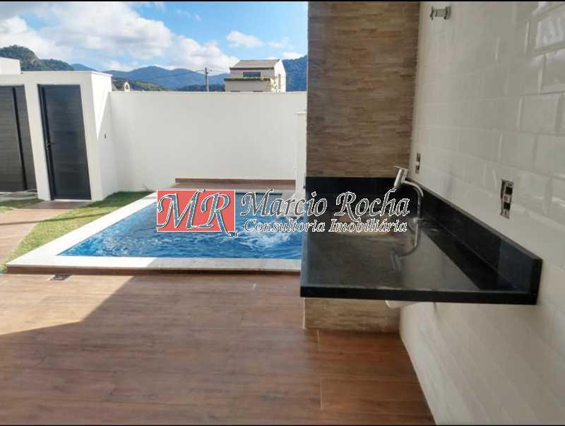 8e6f8e3c-8265-4dbd-bd1f-32b1db - Vargem Pequena VENDO casa Duplex, 3 suítes, piscina - VLCN30045 - 4