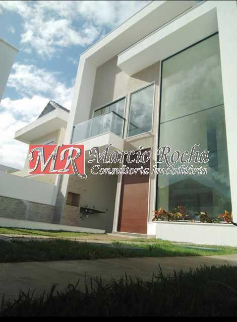 55a69960-46c9-4e5c-9800-3924ee - Vargem Pequena VENDO casa Duplex, 3 suítes, piscina - VLCN30045 - 3