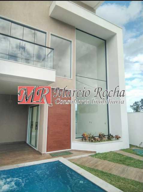 32002367-9aef-4fd8-b035-e3feef - Vargem Pequena VENDO casa Duplex, 3 suítes, piscina - VLCN30045 - 1