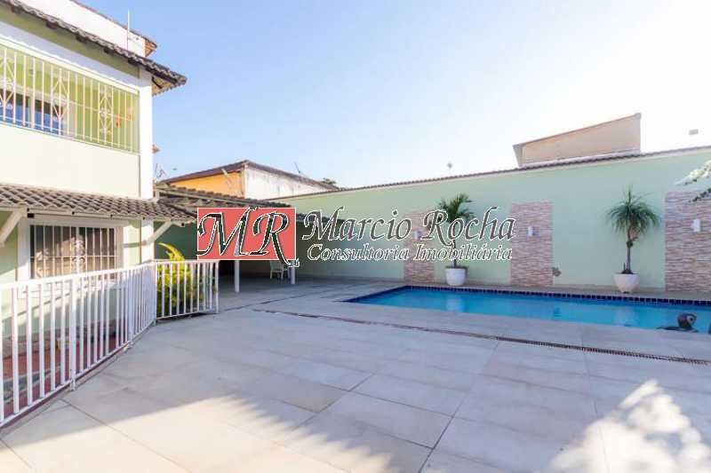 fotos-1 - Pechincha casa cond. duplex 3 qts suíte 2 vgs ac carta - VLCN30047 - 5