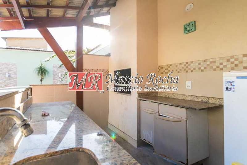 fotos-2 - Pechincha casa cond. duplex 3 qts suíte 2 vgs ac carta - VLCN30047 - 6
