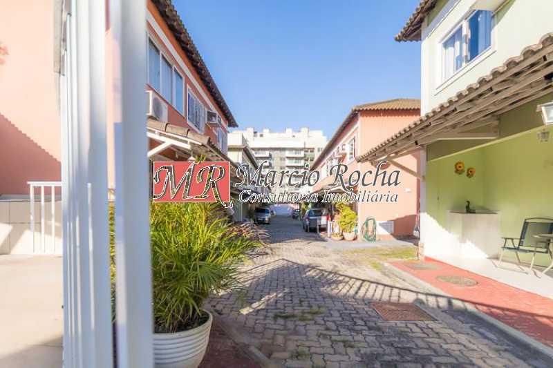 fotos-5 - Pechincha casa cond. duplex 3 qts suíte 2 vgs ac carta - VLCN30047 - 9
