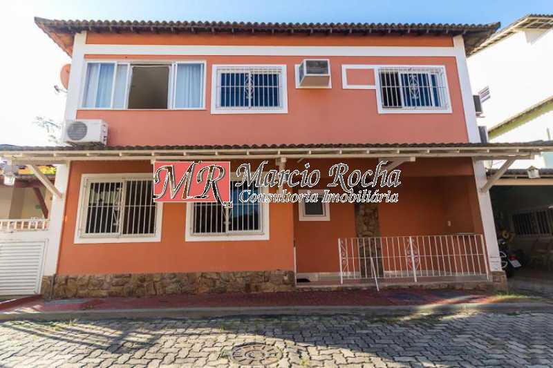 fotos-8 - Pechincha casa cond. duplex 3 qts suíte 2 vgs ac carta - VLCN30047 - 1