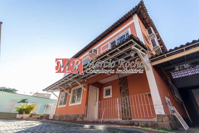 fotos-9 - Pechincha casa cond. duplex 3 qts suíte 2 vgs ac carta - VLCN30047 - 10