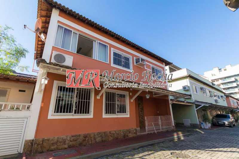 fotos-10 - Pechincha casa cond. duplex 3 qts suíte 2 vgs ac carta - VLCN30047 - 11
