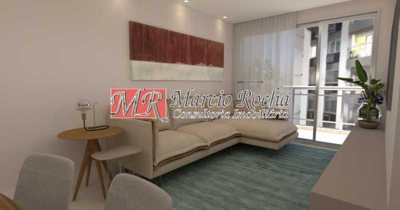 fotos-1 - Tijuca metrô, AP vazio, 85 m²,3 quartos 2suítes,2vagas - VLAP30131 - 1