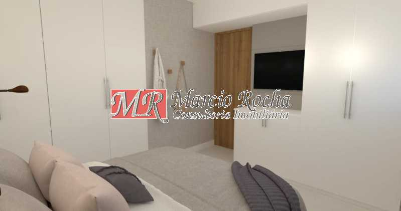 fotos-6 - Tijuca metrô, AP vazio, 85 m²,3 quartos 2suítes,2vagas - VLAP30131 - 6