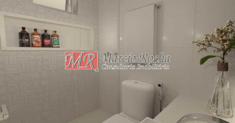 fotos-14 - Tijuca metrô, AP vazio, 85 m²,3 quartos 2suítes,2vagas - VLAP30131 - 14