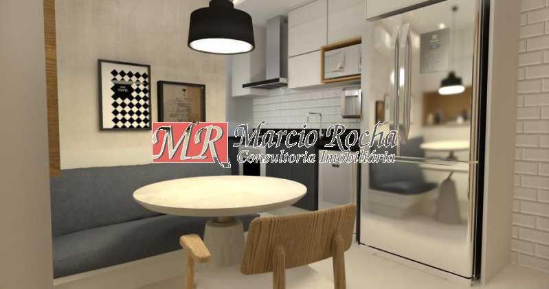 fotos-15 - Tijuca metrô, AP vazio, 85 m²,3 quartos 2suítes,2vagas - VLAP30131 - 15