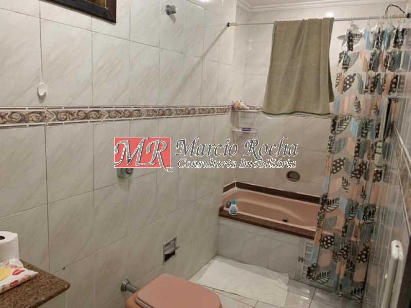 540133601895189 - Taquara ALUGO casa Linear 3 quartos, varanda, terraço - VLCN30048 - 4